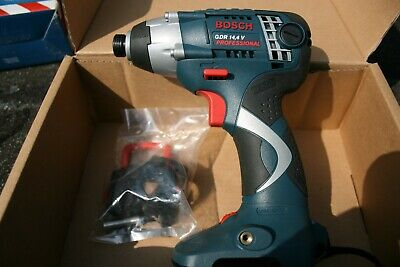 BOSCH GDR 14.4 v Profesional Impact Driver - BODY ONLY. BARE UNIT.