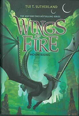 NEW - Wings of Fire Book Six: Moon Rising by Sutherland, Tui T.