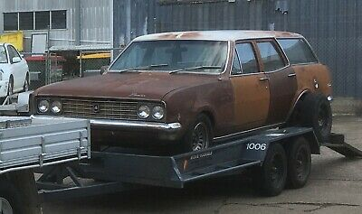 HG Holden Premier wagon project