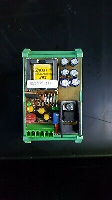 Phoenix Contact Ge127/I-111- Power Supply (In19S2B2)