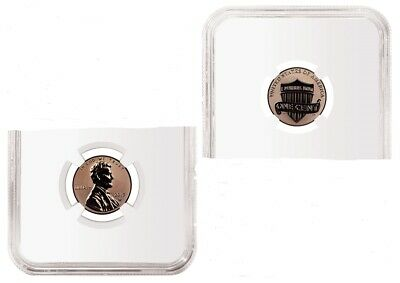 2019-W Reverse Proof Lincoln Cent From The Silver Set #2 of 3 This Year PRE-SALE