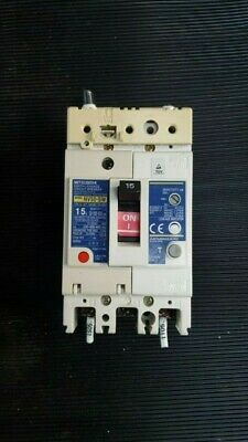 Mitsubishi Nf50-Sw 15 A Circuit Breaker (In19S2)