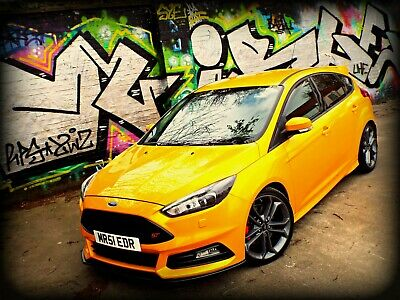 Ford Focus ST-3 ST250 Tangerine scream, Style Pack, Low Mileage Mint Condition