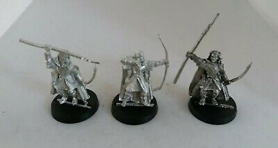 games workshop Lord of the rings metal  rangers of the north lot 3