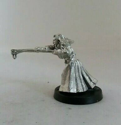 games workshop Lord of the rings metal gandalf orthanc duel version