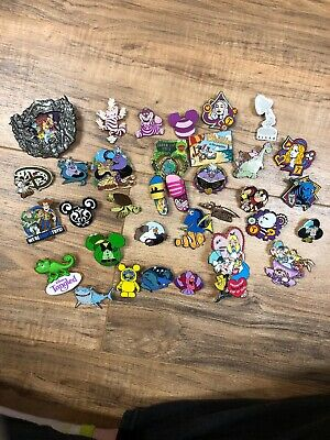 Disney Trading Pin lot New/used-AUTHENTIC:Including Exclusive, WDI, DSF