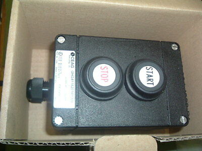 Ceag............cooper Crouse Hinds... Control Unit P412 ...Ghg4118201..Packaged