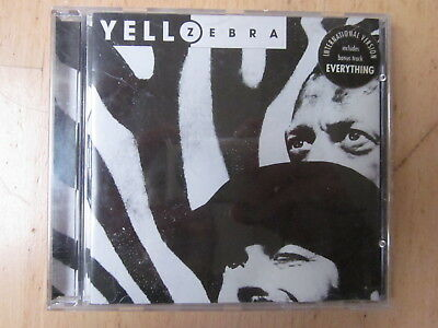 CD: Yello - Zebra (1994) (11 Tracks)