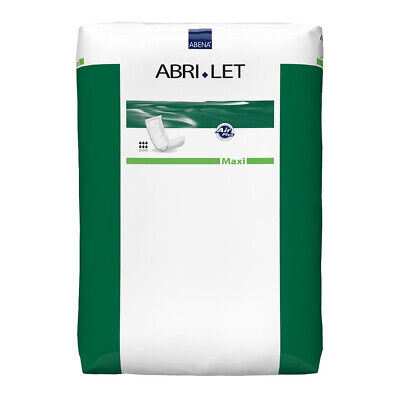 Abena Abri-Let Maxi- 15cm x 60cm- Pack of 28- Incontinence Booster Pad