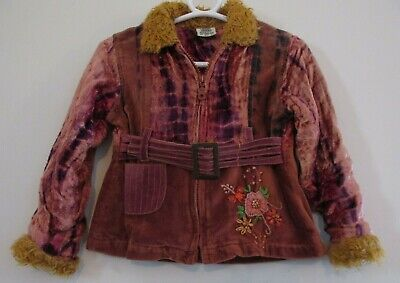 Beetlejuice designer girls 4 piece outfit Age 3-4 Good used condition