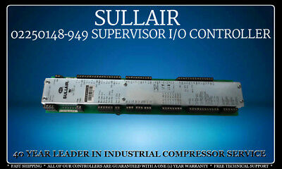 Sullair Supervisor 02250148-949 I/o Module With One (1) Year Warranty