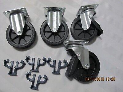 Marchioro Velox 47 Clipper 4-5-6-7 Wheels for Pet Carriers