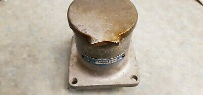 Crouse Hinds AR641 60 amp receptacle body grounded ARKTITE NEW Eaton
