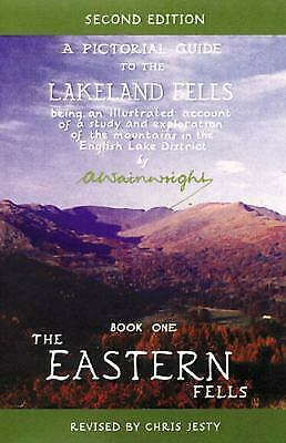 Pictorial Guide to the Lakeland Fells by Wainwright, A.-ExLibrary