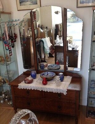 1930s  Dressing Table By Waring & Gillow Lancaster Pat No224089