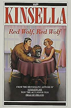 Red Wolf, Red Wolf by Kinsella, W. P.