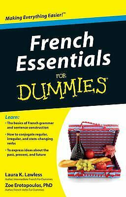 French Essentials for Dummies by Lawless, Laura K.