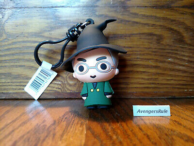 Harry Potter Series 5 Collectors Bag Clip 3 Inch McGonagall