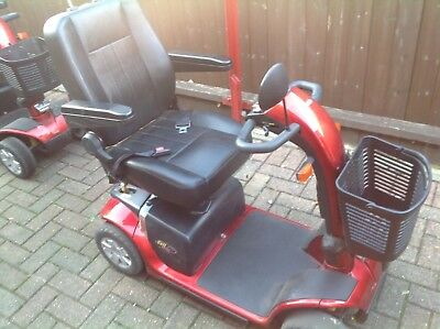Pride Colt Delux Mobility Scooter Excellent Condition