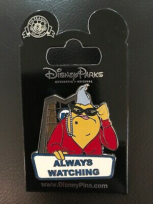 DISNEY PIN MONSTERS Inc Roz - Over the Hill - First Release - $9 99