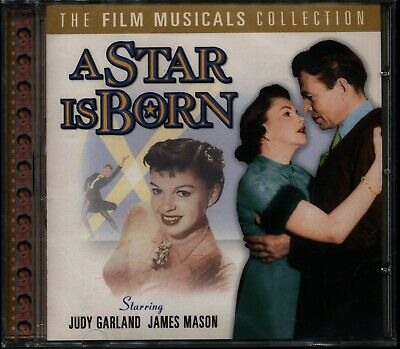 A Star Is Born The Film Musicals Collection CD BRAND NEW & FACTORY SEALED