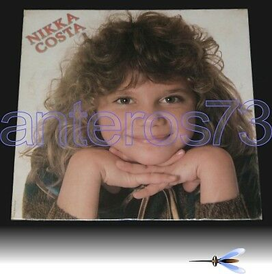 Nikka Costa Rare Lp Made In Italy 1981 Sealed - Don