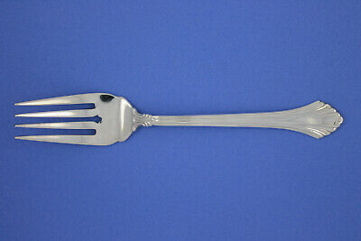 Wallace Sterling Silver French Regency Pattern Individual Salad Fork 6 3/8""