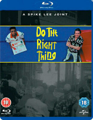 Do The Right Thing Blu-Ray [Uk] New Bluray