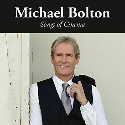 Michael Bolton - Songs Of Cinema New Cd