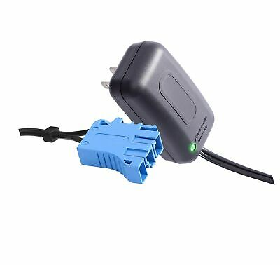 12V Charger for Peg Perego Kids Ride On Car, 12 Volt Battery Charger Works wi...