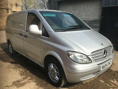 Mercedes Vito 111 Cdi Compact   2.1, 1 Owner,