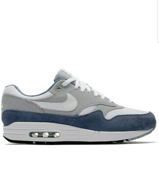 free shipping 1c869 bbfea Nike Air Max 1  Blue Recall  AT0060-001 Size 12 UK 47.5 EUR
