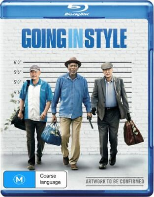 Going In Style (2016) [New Bluray]