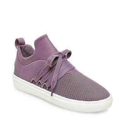 fea04fa5d54 Steve Madden Womens Lancer Fabric Low Top Lace Up Fashion