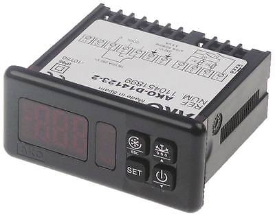 Ako D14123-2 Elektronikregler 230v AC for Ntc / Ptc -50 to 99 150°C Ntc / Ptc 1