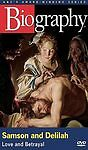 Biography - Samson And Delilah, Dvd ,Brand New , Free Shipping