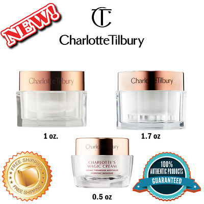 CHARLOTTE TILBURY Charlotte's Magic Cream Moisturizer Pick Form 3 Available Size
