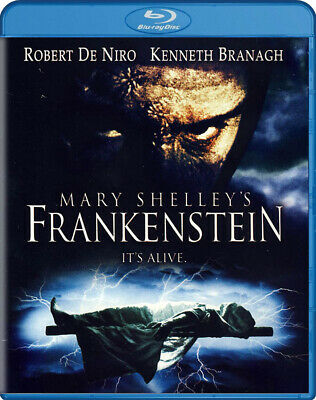 Mary Shelley's Frankenstein (Blu-ray) New blu-ray
