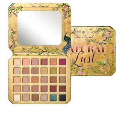 Too Faced Natural Lust Eyeshadow Palette NEW