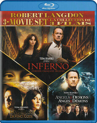 Robert Langdon Collection (Inferno / The Davin Nuovo Blu