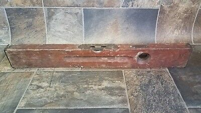 Old Stanley 24 Wood Level No 0 799 Picclick