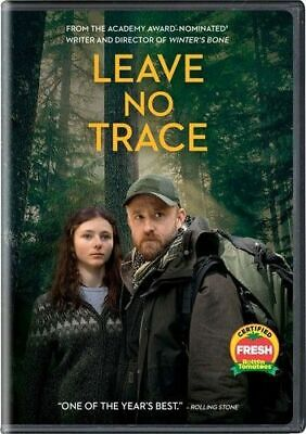 Leave No Trace New Dvd