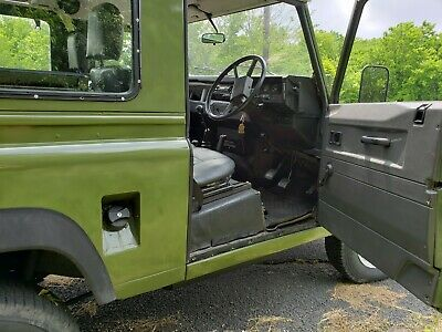 1991 Land Rover Defender 200Tdi 200Tdi Classic Hunter Green RHD Defender 90 with Recent Paint..Video Links Below