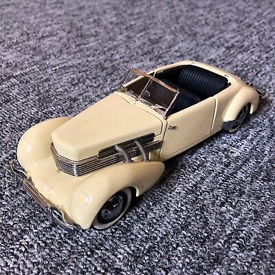 1937 Cord Sunroof Opera Coupe Ref. # 34981 Factory Photo
