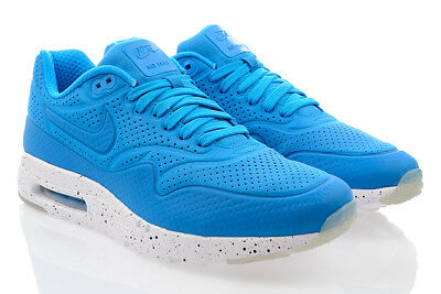new arrival 45a69 41f3c Neuf Nike Air Max 1 Ultra Moire Chaussures Homme de Sport Basket Original