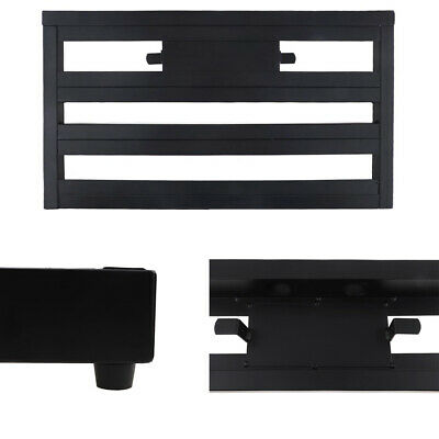 56 X 32cm Guitar Pedal Board Setup Style DIY Guitar Effect Pedalboard with Parts