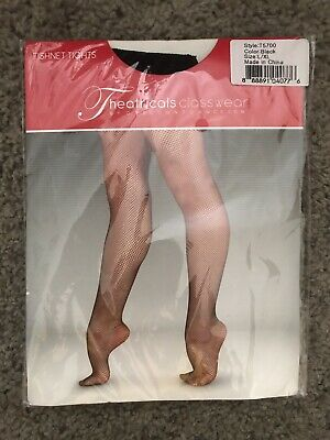 41bf867c11707 NEW THEATRICALS ADULT Tights White and Red Adult L/ XL TWO TIGHTS ...