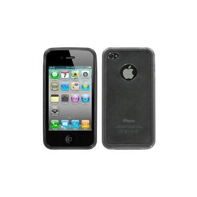 Smoke Stand TPU Rubber Candy Skin Case Cover For iPhone 4 4S