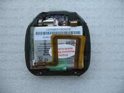 Garmin Forerunner 910XT Back Cover Frame Gehaeuse Case Akku battery #0418