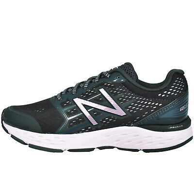 NEW BALANCE 680 v5 Womens Techride Running Shoes Fitness Workout Trainers Black
